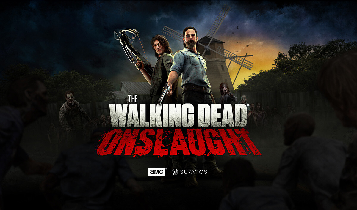 The Walking Dead Onslaught llegará esta semana a PlayStation VR. No te pierdas el trailer anticipo.
