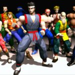 Virtua Fighter prepara su regreso de la mano de SEGA y un posible desembarco en PS4.
