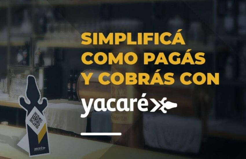 Yacaré suma opciones a su billetera virtual y actualizó su código QR para que sea interoperable.